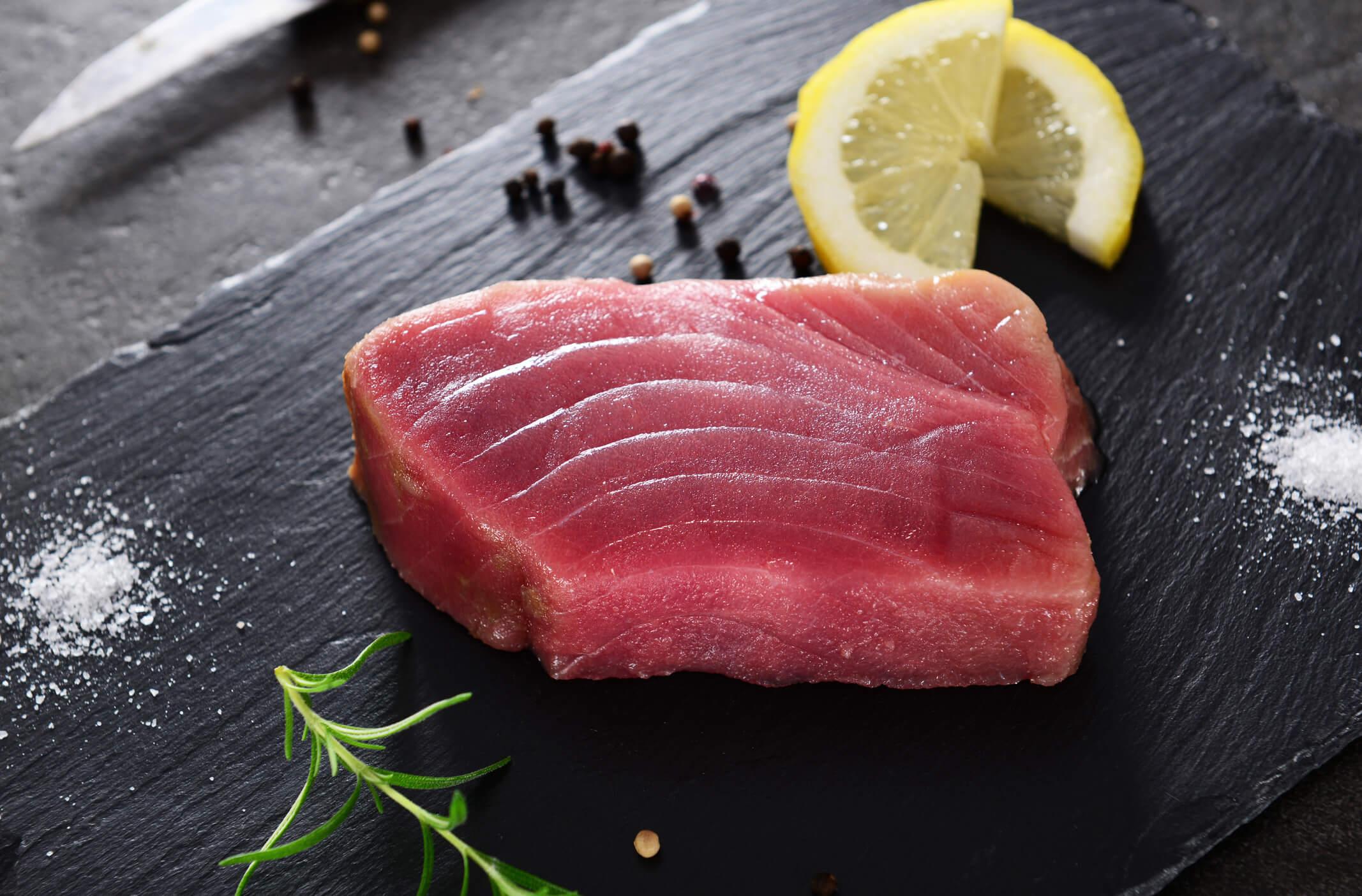 Associer le thon rouge ? Un jeu d'enfant !